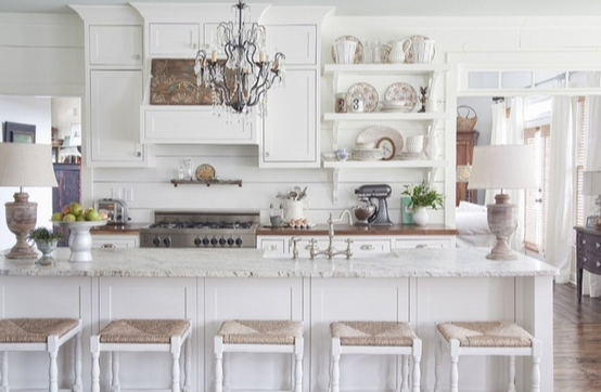 FancyFreeMe White Kitchen1